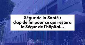 Ségur de la Santé : clap de fin pour ce qui restera le Ségur de l'hôpital...