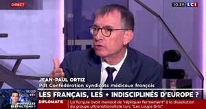 La CSMF porte-parole de la médecine libérale dans les médias
