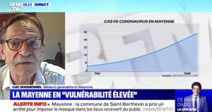Mayenne : Les médecins mobilisés