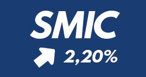 Augmentation du SMIC horaire brut