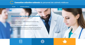 convention collective nationale des cabinets médicaux