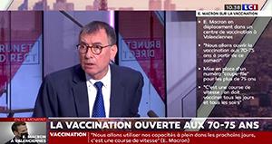 Multiplier les vaccinateurs ne multipliera pas les vaccins !