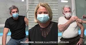 Vaccination: les médecins donnent l'exemple!
