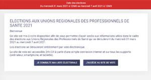 Élections URPS : consultez votre liste électorale