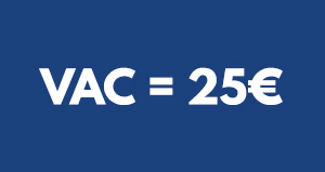 Cotation : Deuxième injection AstraZeneca au cabinet